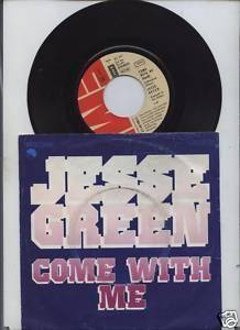 Cover - Jesse Green: Come With Me