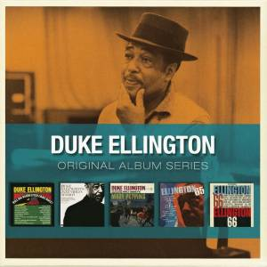 Cover - Duke Ellington: Original Album Series
