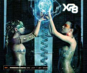 Cover - XP8: Re_Productions (Das Licht Wet Dream)