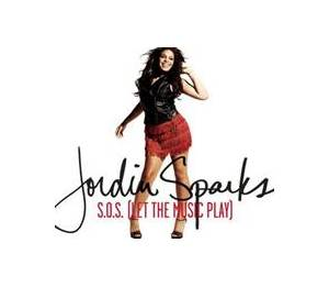 Cover - Jordin Sparks: S.O.S. (Let The Music Play)