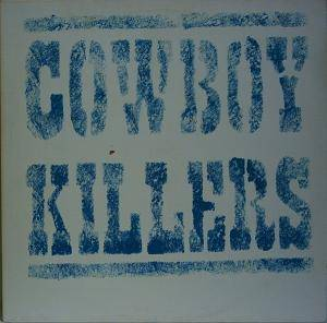 Cover - Dub War: Cowboy Killers / Dub War