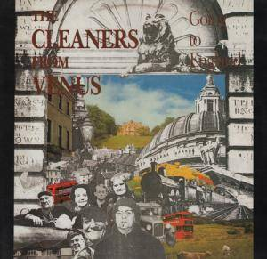 The Cleaners From Venus: Going To England - Cover