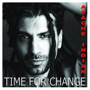 Cover - Apache Indian: Time For Change