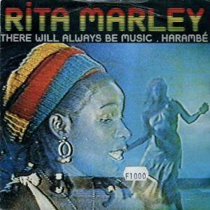 Cover - Rita Marley: There Will Always Be Music