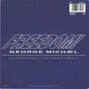 "George Michael: Freedom (7"") - Bild 2"