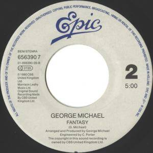"George Michael: Freedom (7"") - Bild 4"