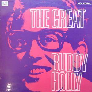 Buddy Holly: Great Buddy Holly, The - Cover