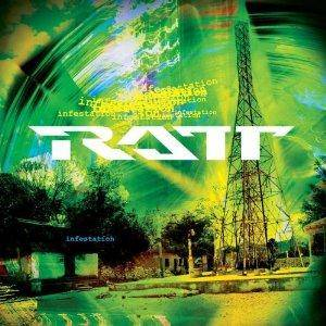 Ratt: Infestation - Cover