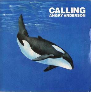 Angry Anderson: Calling - Cover