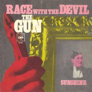 Cover - Gun, The: Race With The Devil