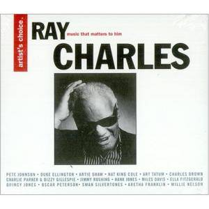 Cover - Swan Silvertones, The: Artist's Choice - Ray Charles: Music That Matters to Him
