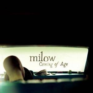 Cover - Milow: Coming Of Age