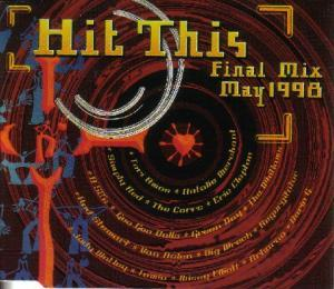Hit This: Final Mix May 1998 - Cover