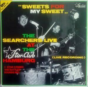 Cover - Rattles, The: Searchers Live At The Star-Club Hamburg, The
