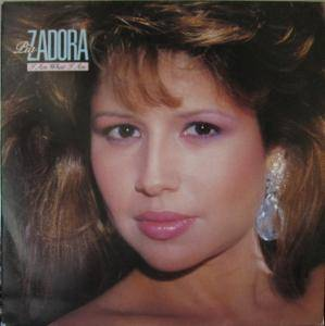Cover - Pia Zadora: I Am What I Am