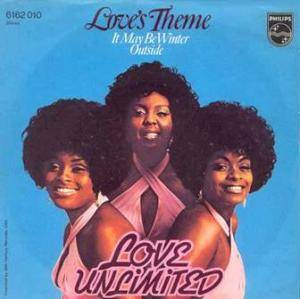Cover - Love Unlimited: Love's Theme
