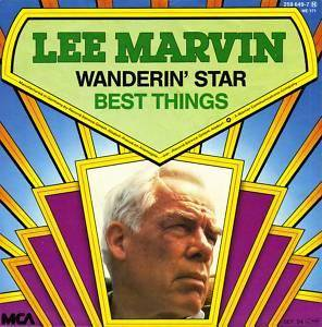 Cover - Lee Marvin: Wanderin' Star