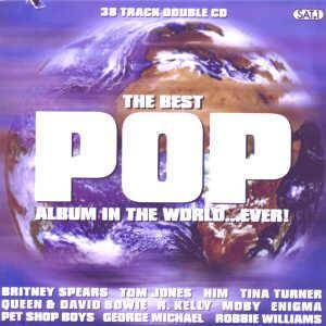 Cover - Queen & David Bowie: Best Pop Album In The World...Ever!, The