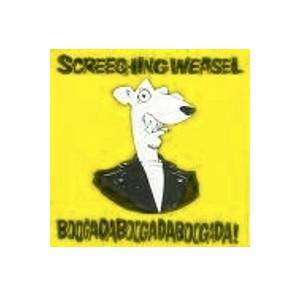 For that Screeching weasel i wanna be naked
