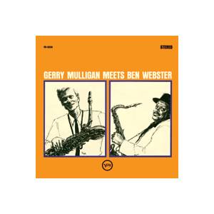 "Gerry Mulligan & Ben Webster: Gerry Mulligan Meets Ben Webster (2-12"") - Bild 1"