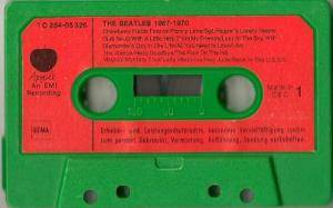 The Beatles: 1967-1970 (Tape) - Bild 3