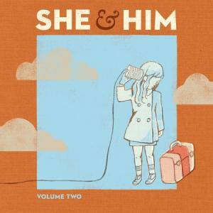 She & Him: Volume Two - Cover
