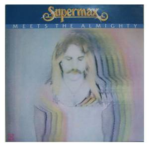 Cover - Supermax: Meets The Almighty