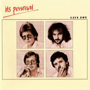 Cover - City Boy: It's Personal