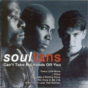 Cover - Soultans: Can't Take My Hands Off You