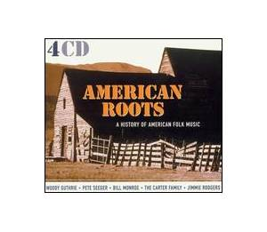 Cover - Roy Acuff & His Smoky Mountain Boys: American Roots
