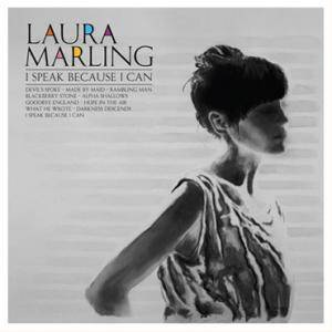 Cover - Laura Marling: I Speak Because I Can