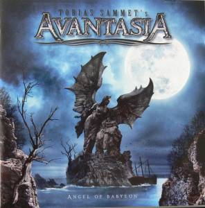 Cover - Tobias Sammet's Avantasia: Angel Of Babylon