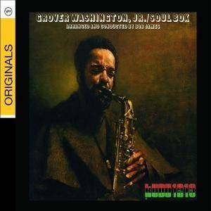 Grover Washington Jr.: Soul Box - Cover