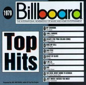 Cover - Robert John: Billboard - Top Hits 1979