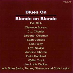 Blues On Blonde On Blonde - Cover