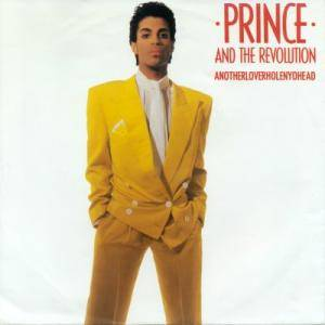 Prince And The Revolution: Anotherloverholenyohead - Cover