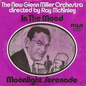 The New Glenn Miller Orchestra: In The Mood - Cover