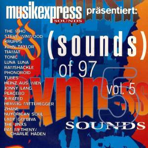 Musikexpress - Sounds Of 97 Vol. 5 - Cover