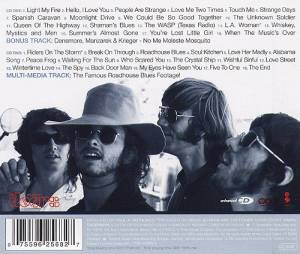 The Doors: The Best Of The Doors (2-CD) - Bild 2