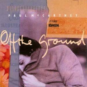 Paul McCartney: Off The Ground - Cover