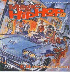 Cover - Rappin' 4-Tay Feat. The Spinners: Magic Hip Hop 2