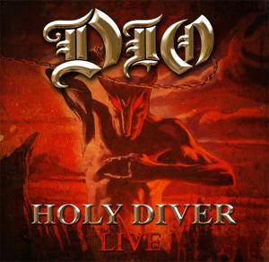 Dio: Holy Diver Live - Cover