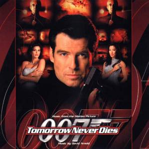 Cover - k.d. lang: Tomorrow Never Dies - Music From The Motion Picture