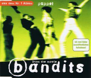 Cover - Bandits: Puppet
