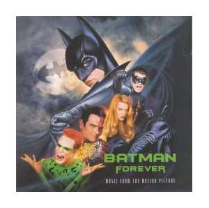 Cover - Michael Hutchence: Batman Forever