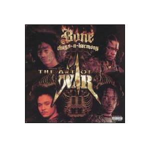 Bone Thugs-N-Harmony: Art Of War, The - Cover