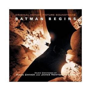 Hans Zimmer & James Newton Howard: Batman Begins - Cover