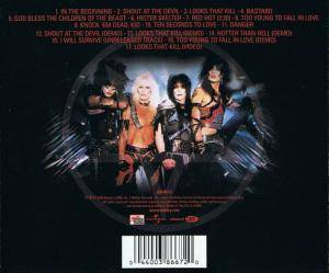 Mötley Crüe: Shout At The Devil (CD) - Bild 2