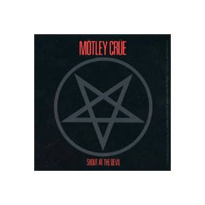 Mötley Crüe: Shout At The Devil (CD) - Bild 1
