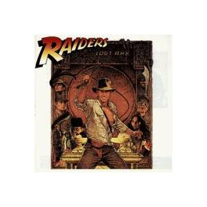 John Williams: Raiders Of The Lost Ark - Cover